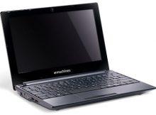 eMachines 355 - 100% cel mai ieftin laptop din Romania