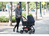 Carucior Graco Evo Ii 3 In 1 Navy Sand